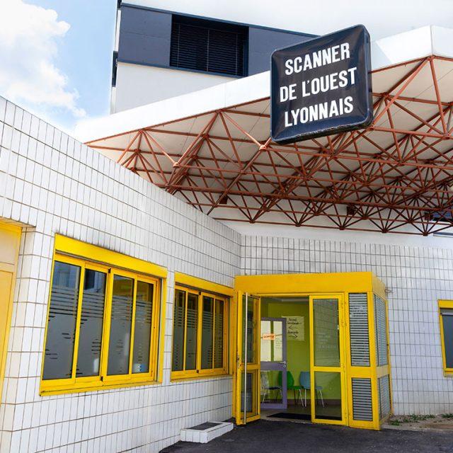 SCANNER DE L'OUEST LYONNAIS